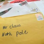 Letters to Santa.